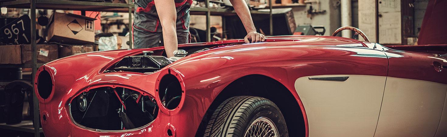 Réparation de voiture ancienne - Garage à Sains-du-Nord