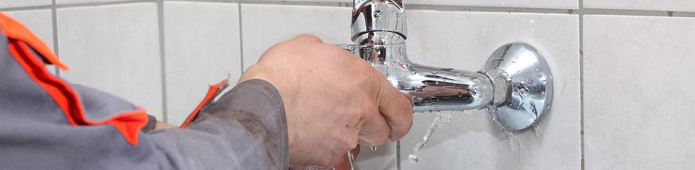 Dépannage de robinet