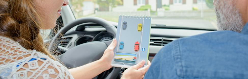 Les compétences évaluées lors de l'épreuve théorique au Code de la route