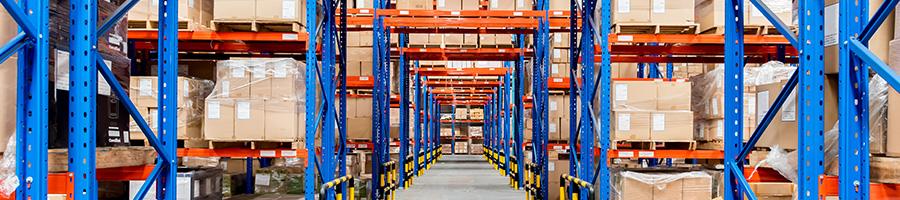 Logistique et stockage de matériel – GTD Transport