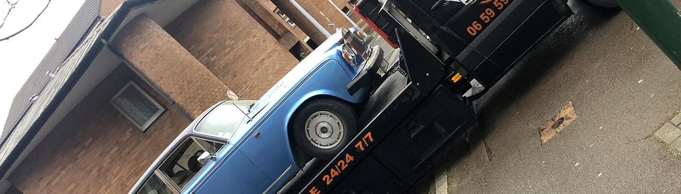 Dépannage & remorquage automobile en Métropole lilloise