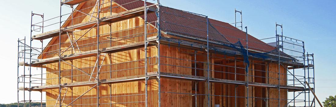 Construction de maison à Castine-en-Plaine