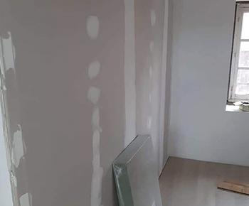 Revêtement de mur – Société de rénovation à Bruxelles