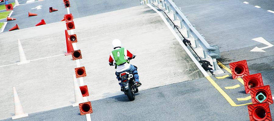 La formation à la conduite d'un scooter 50 cm3