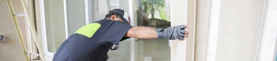 Pose et dépannage de votre baie vitrée ou véranda