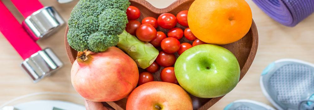 Les conseils en nutrition