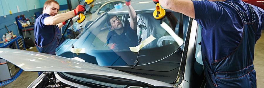 La réparation et le remplacement de vitrage à domicile