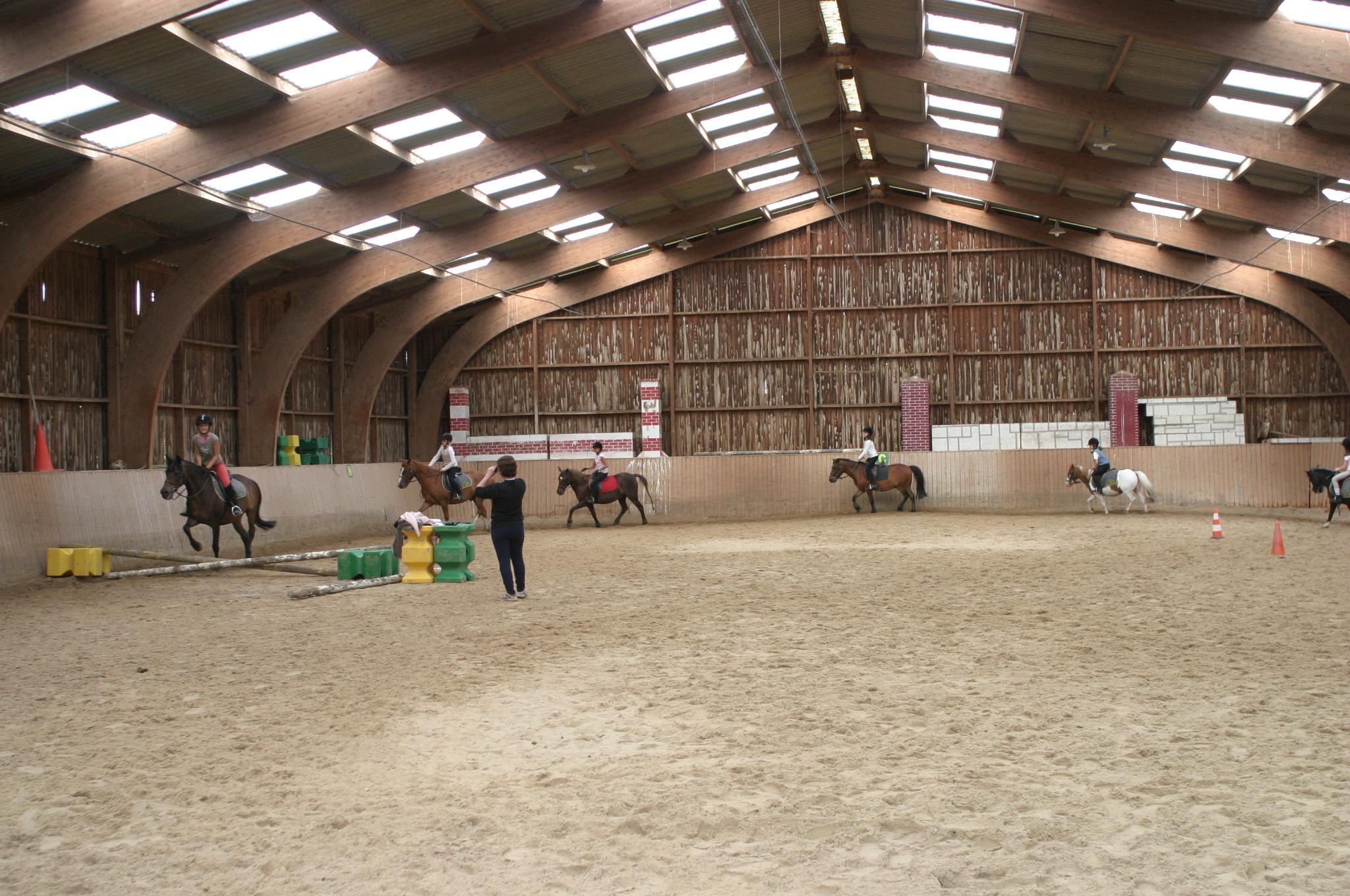 Centre équestre et poney club à Aubry-en-Exmes