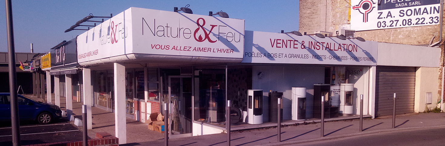 Cheministe à Auberchicourt(59)-Cheminée, insert et poêle dans le Nord