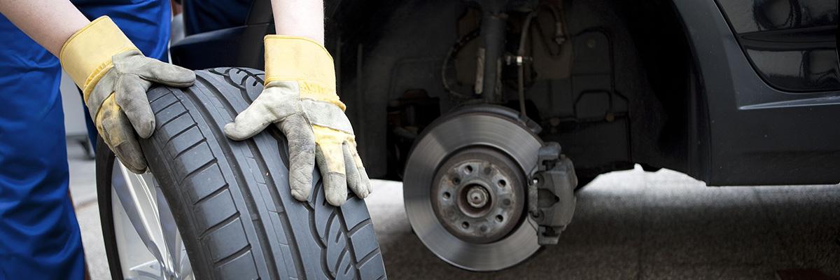 Top Pneus Service : vente et entretien tout pneu