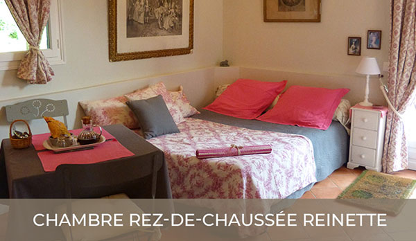 Reinette and Melrose Rooms
