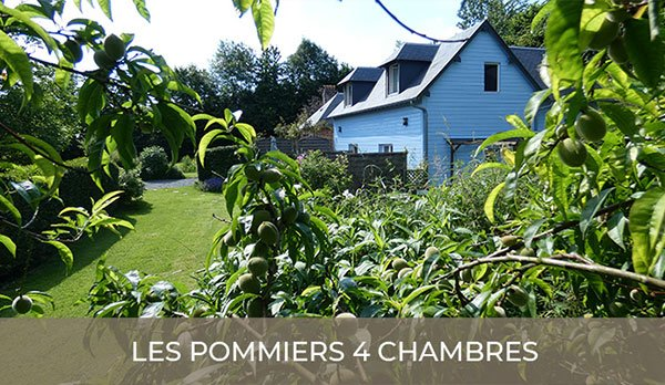 Studio & Guest rooms in Sainte-Marguerite-de-Viette (Normandy)