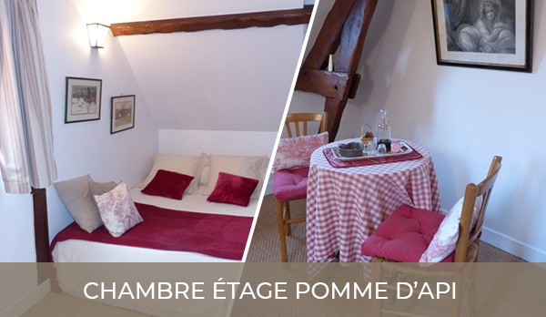 Pomme d'Api and Eden Rooms