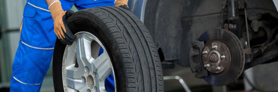 Equilibrage des pneus à Obernai