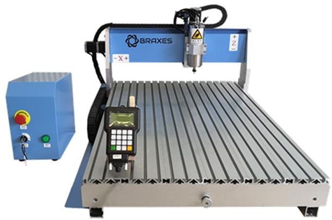 Fraiseuse CNC format bureau 4060