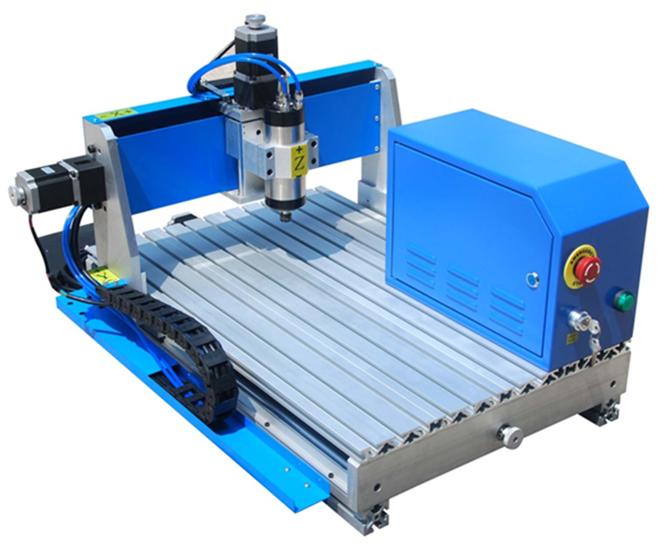 Fraiseuse CNC format bureau 6090