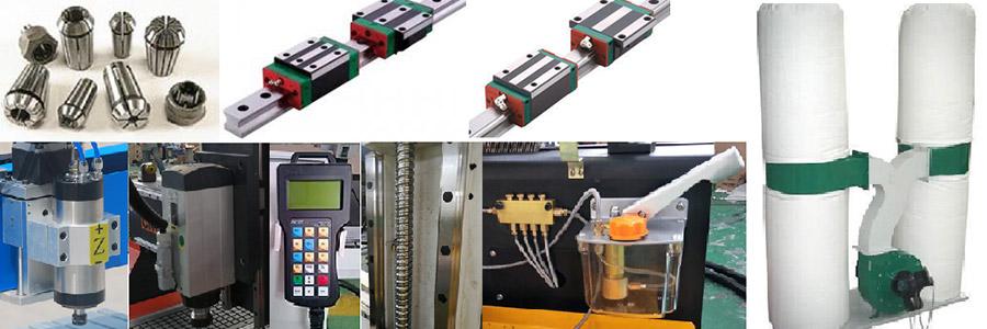 Pièces détachées machines-outils – Équipement professionnel à Lille