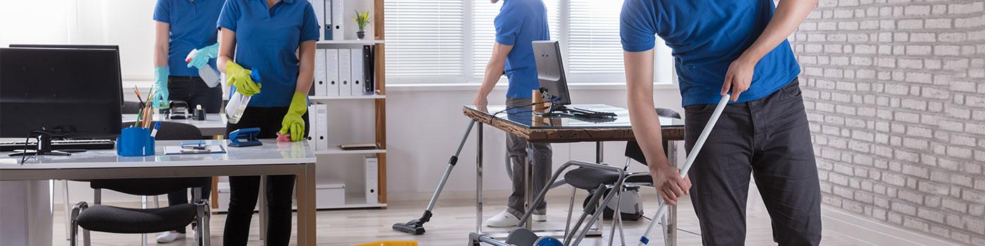 Société de nettoyage de bureaux et locaux