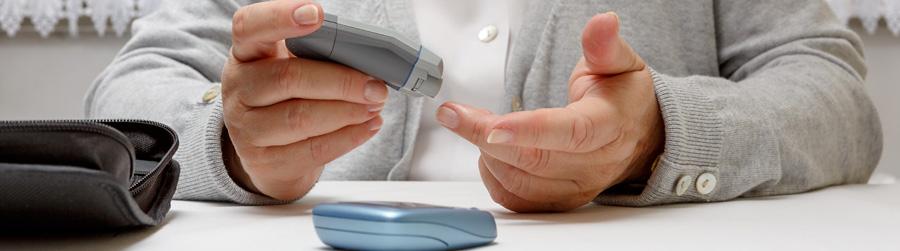 Diabète, chimiothérapie & dialyse — Soins infirmiers à Tourcoing