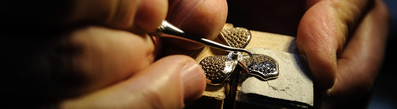 Restauration de bijoux anciens et modernes