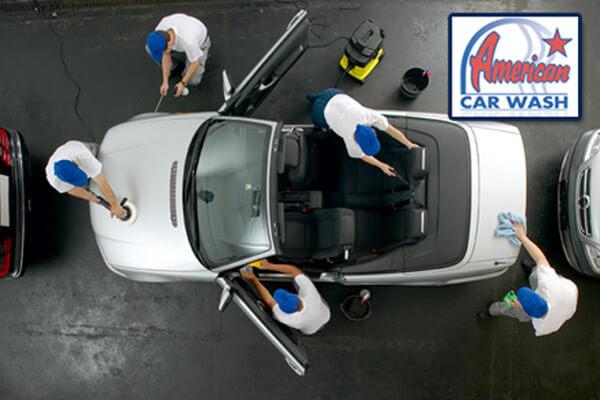 Les avantages American Car Wash