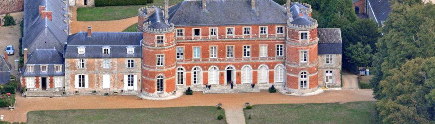 Découvrir la Beauce et l'Eure-et-Loir – Château de Denonville