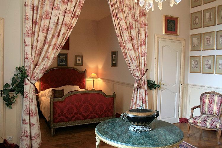 Chambre d'hôtes au château – Denonville (Eure-et-Loir)