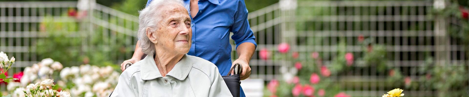 L'assistance pour les personnes âgées