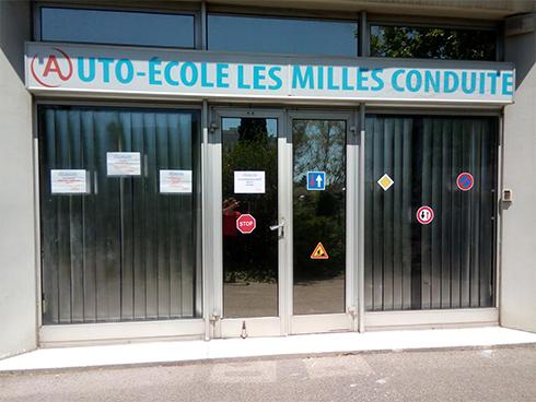 Auto-école à Aix-en-Provence – Permis B & conduite accompagnée