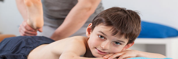 La prise en charge de l'enfant
