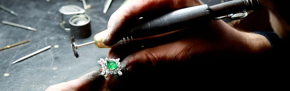 La bijouterie joaillerie Plateau – Isabelle Poux et la création