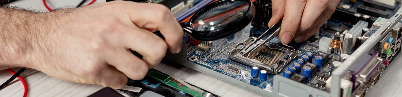 La réparation d'ordinateur
