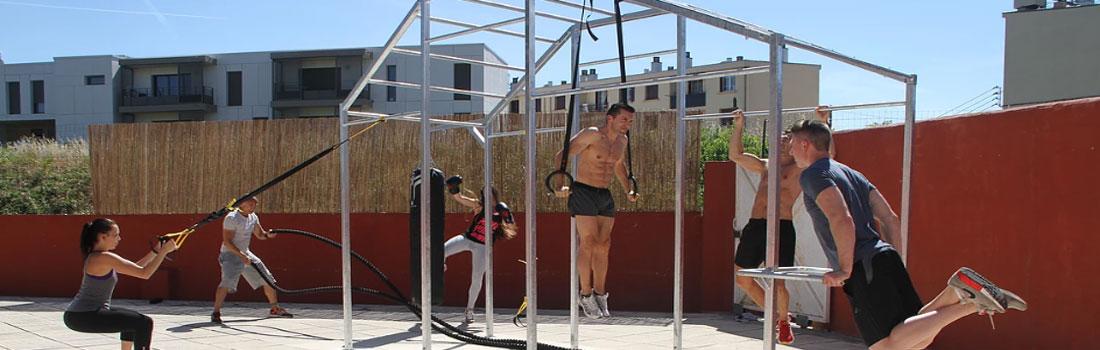 Un exemple d'entraînement de cross training