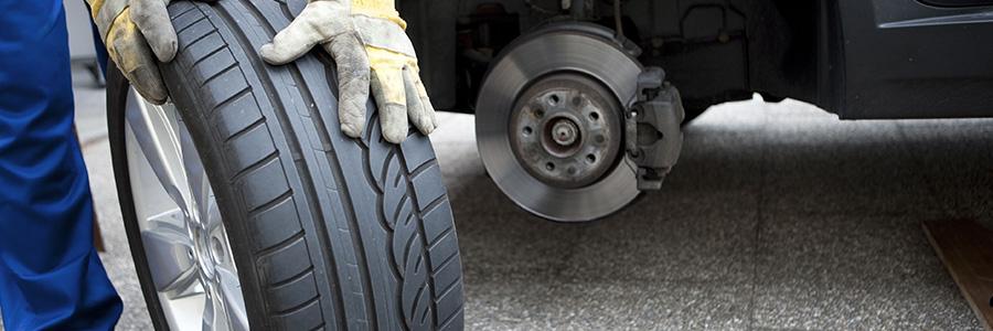 Les signes d'usure des pneus