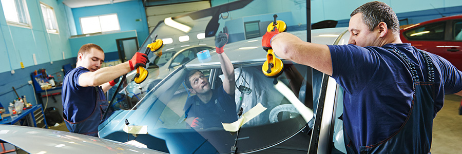 Pare-brise et vitrage à Uccle – Garage automobile Week-End