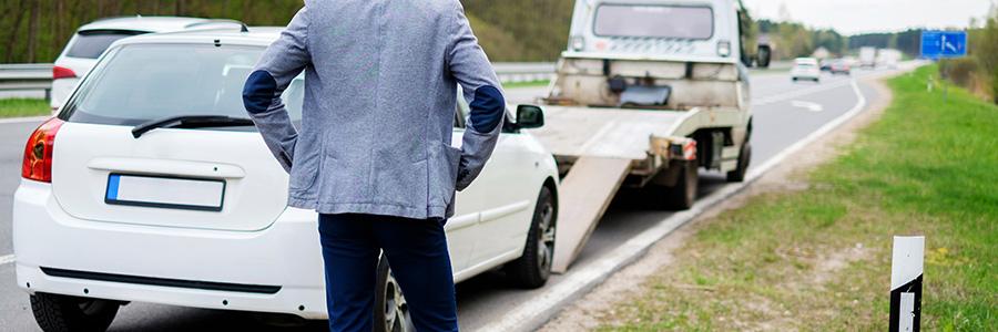 Service de dépannage et remorquage auto