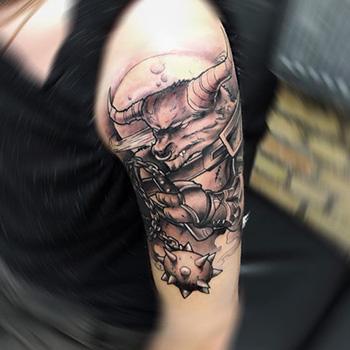 Le tatouage, est-ce douloureux