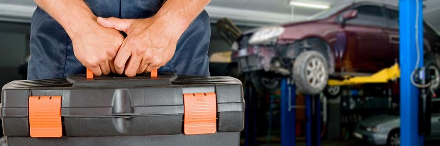 La réparation et le remplacement d'élément du système de freinage