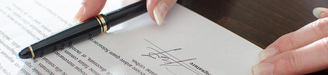 Avocat en droit des contrats privés au Barreau d'Avignon