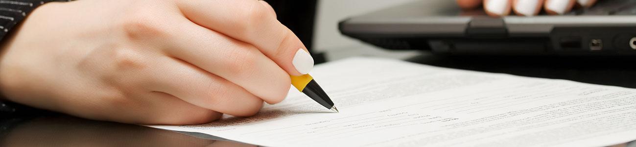 La rédaction et la relecture des contrats commerciaux