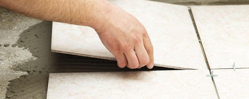 Les types de revêtement de sol