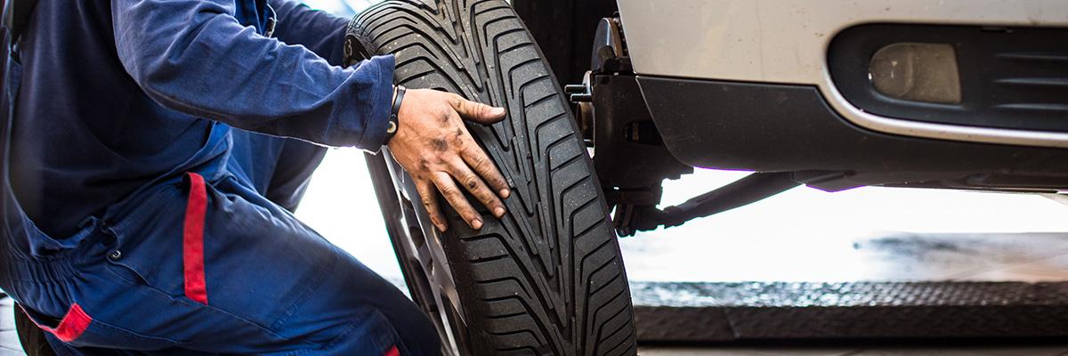 Le démontage et montage de pneus