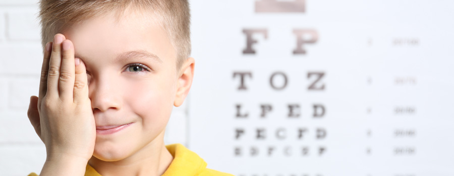 Comment protéger les yeux des enfants du soleil ?