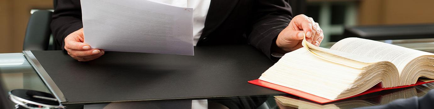 Les diligences de votre cabinet d'avocat à Toulon