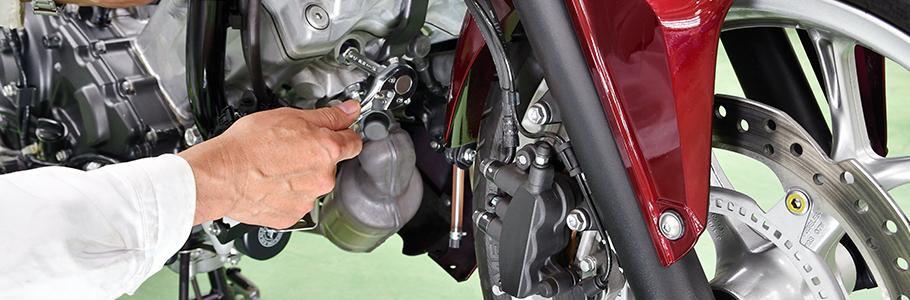 Réparation Moto, le spécialiste moto et scooter