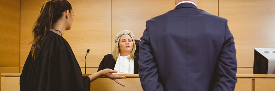 La défense de la victime