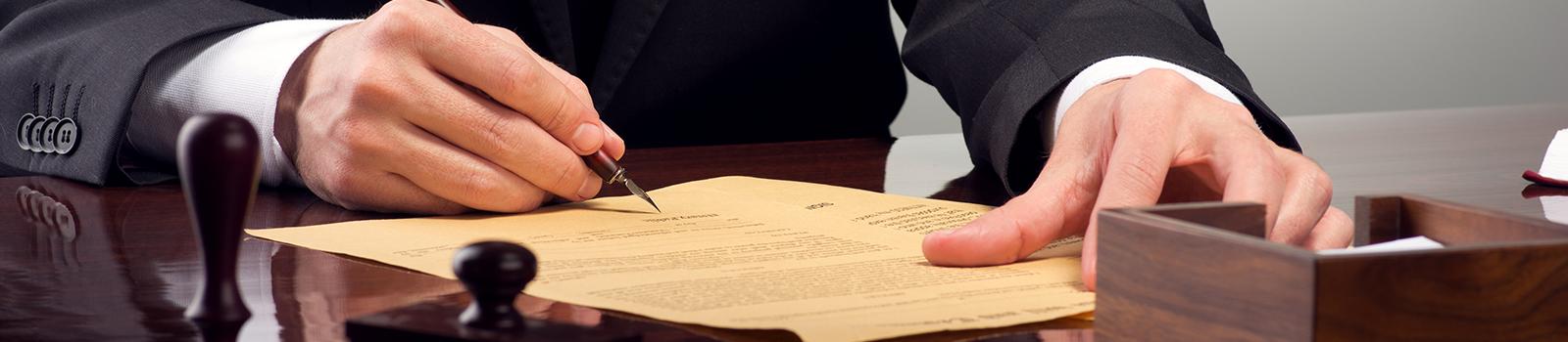 Des avocats à votre service