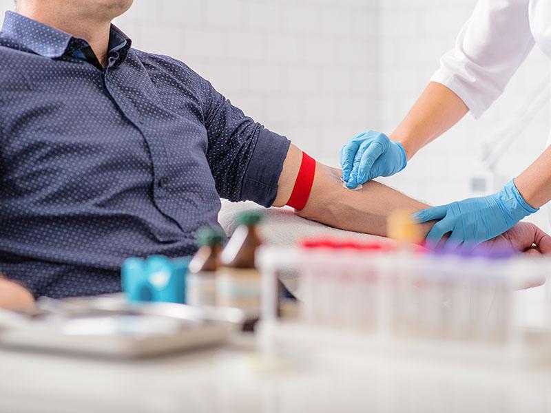 Les principaux examens sanguins