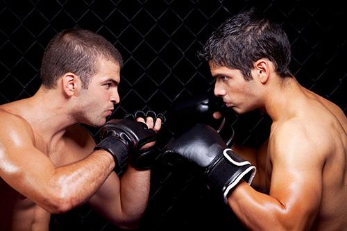 Sports de Combats   M.M.A