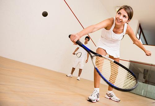 Vos cours de Squash